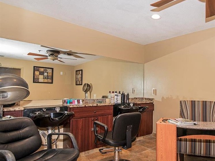 Spa Center at Sun City Senior Living, Ruskin, FL