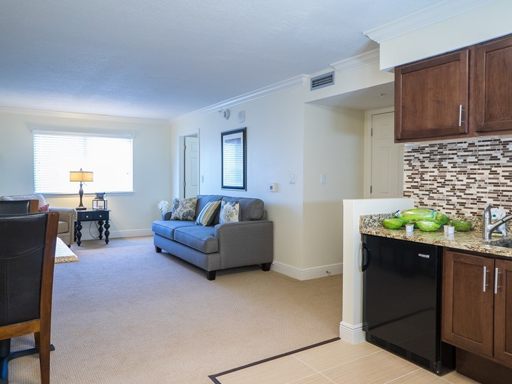 Lead a life of relaxation at Meridian at Westwood