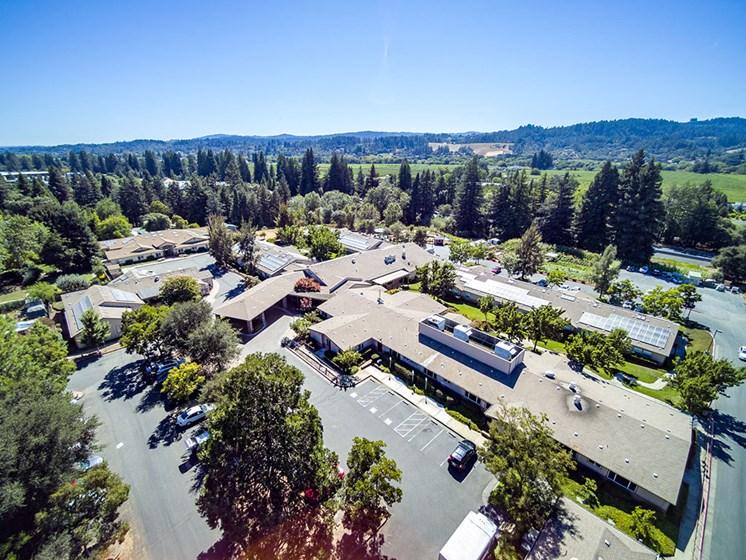 Respite (Short-Term) Stays Available at Healdsburg, A Pacifica Senior Living Community, Healdsburg, CA, 95448