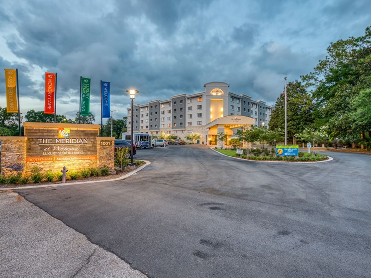 Live a great life at The Meridian at Westwood