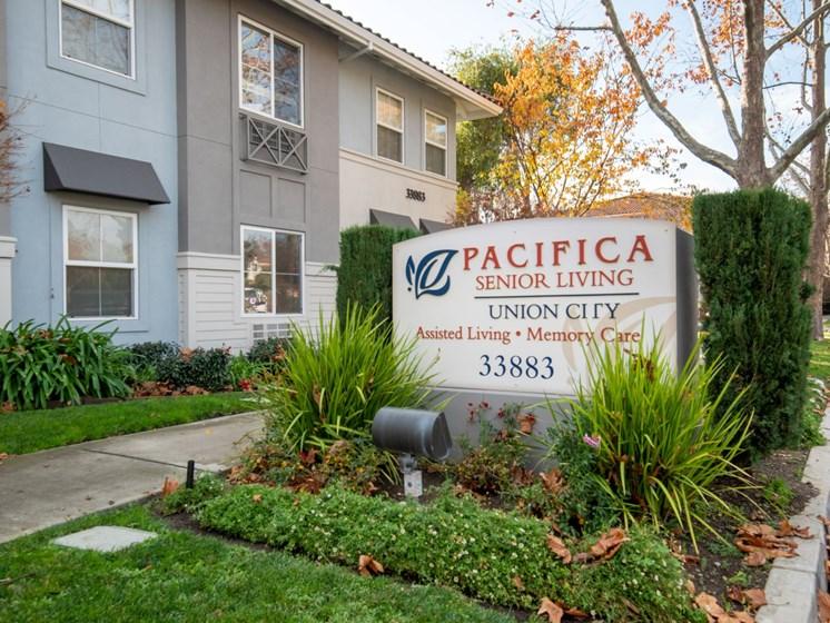 Pacifica Senior Living Union City