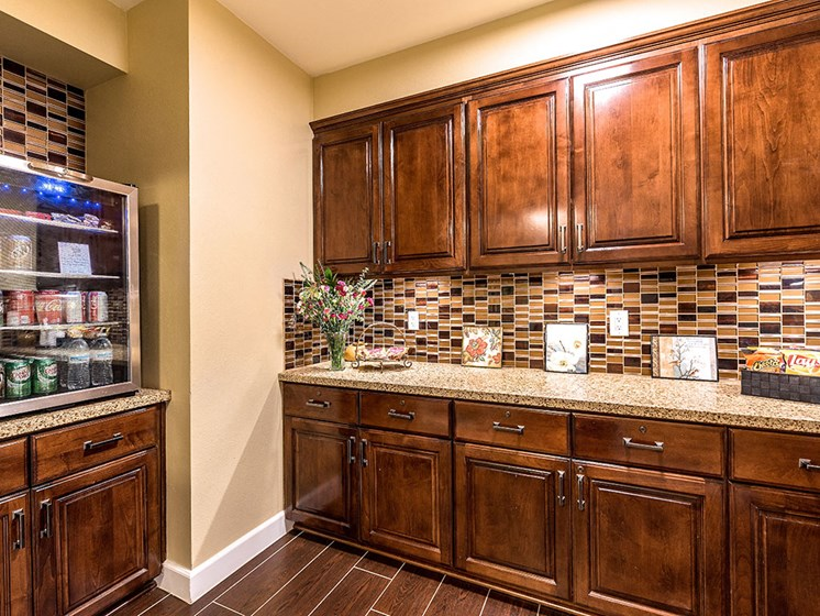 Fully Equipped Kitchen at Pacifica Senior Living Union City, Union City, 94587