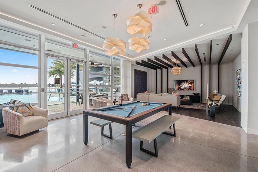 LaVida Apartments - Miami, FL clubhouse - apartments in Miami