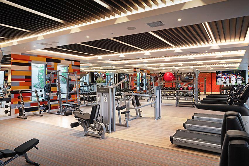 Pace Apartments - South Las Vegas Summerlin apartments - fitness center