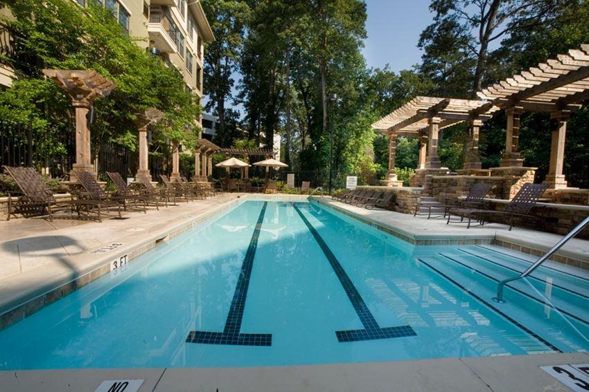 Gramercy at Buckhead - Atlanta, GA - lap pool