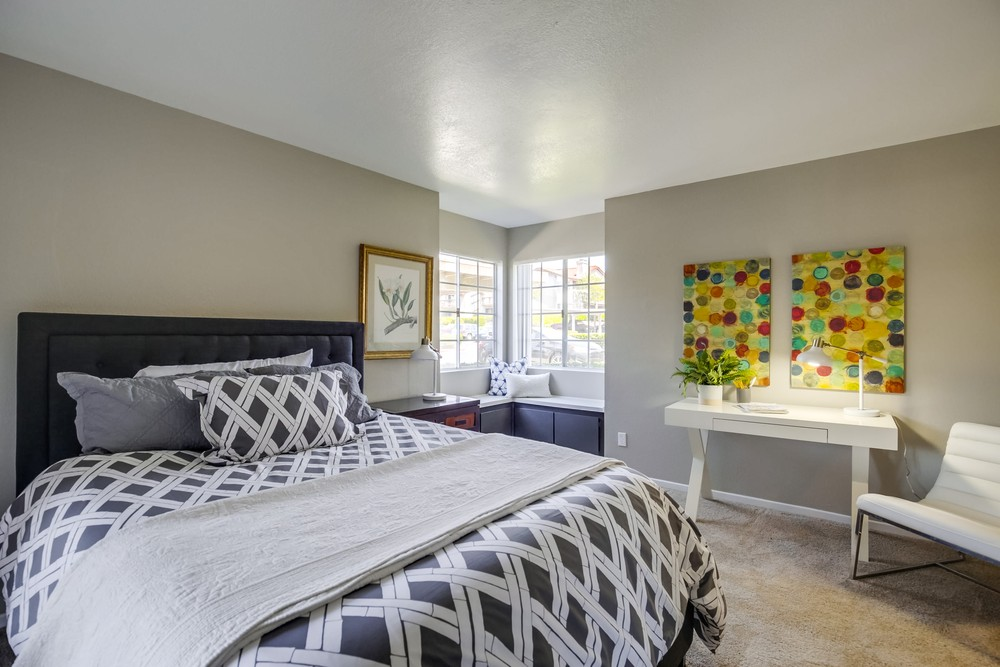 Spacious Bedrooms At Vista Promenade Luxury Apartment Homes in Temecula, CA