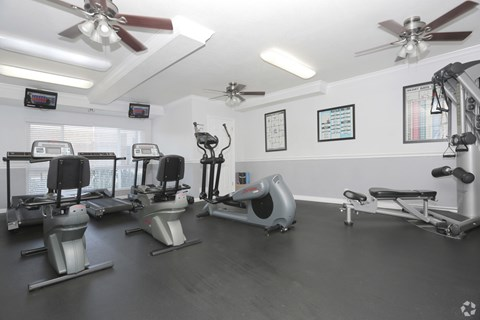 Tuscany Villas gym