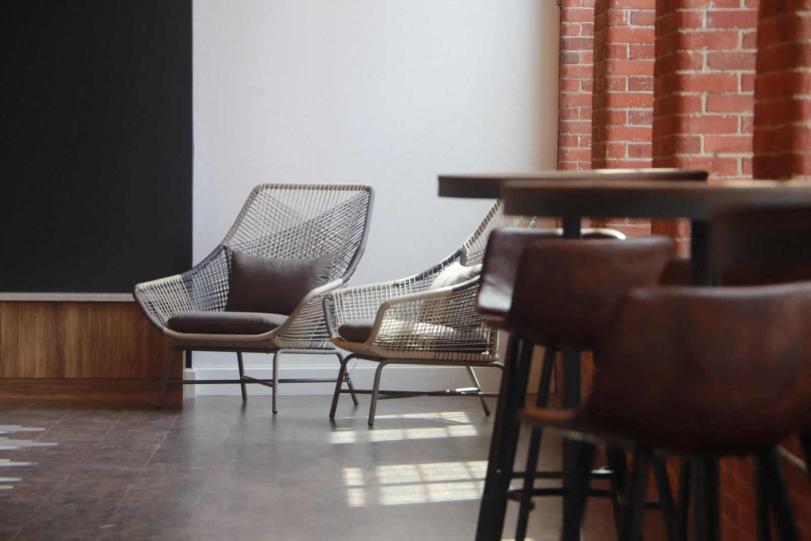 Image Of Sitting Chairs at Riverwalk West, Lawrence, 01843
