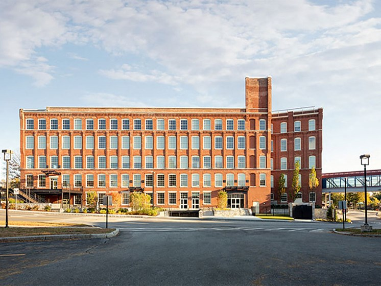 Convenient Property Location at Thorndike Exchange, Lowell, MA, 01852