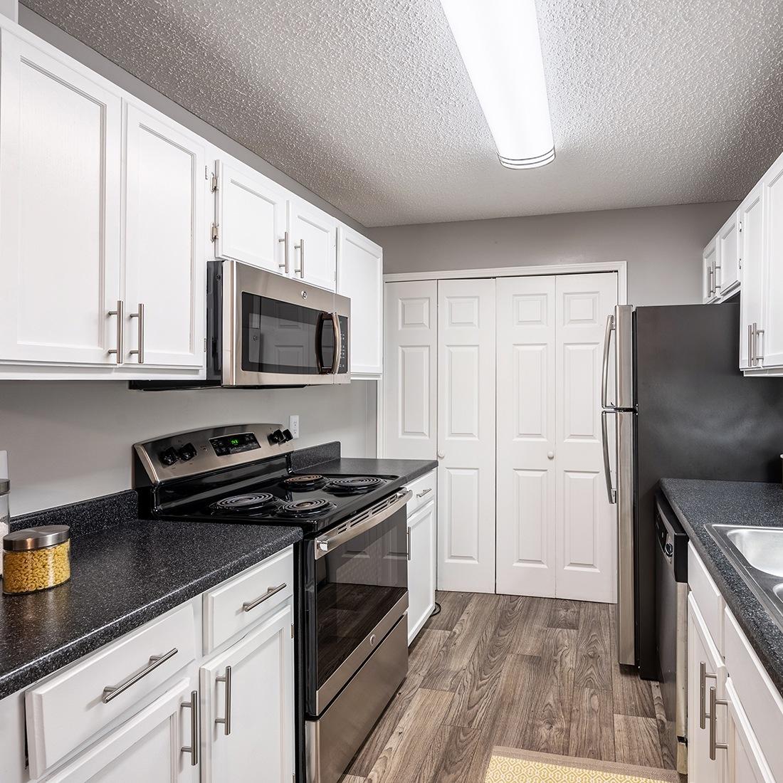 Model Kitchen 1