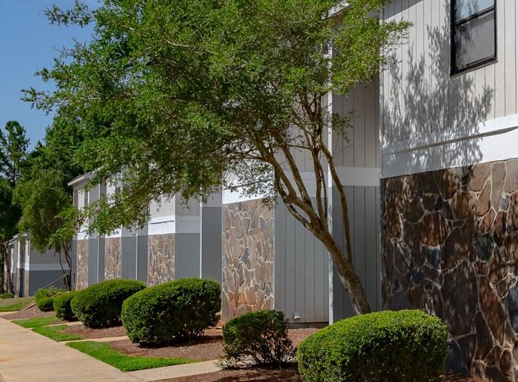 Forest Ridge Apartments Exterior in Macon, GA