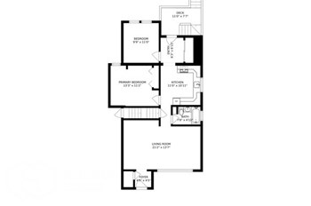 2937 N 75Th Ave Unit 1 2 Beds House for Rent Photo Gallery 1