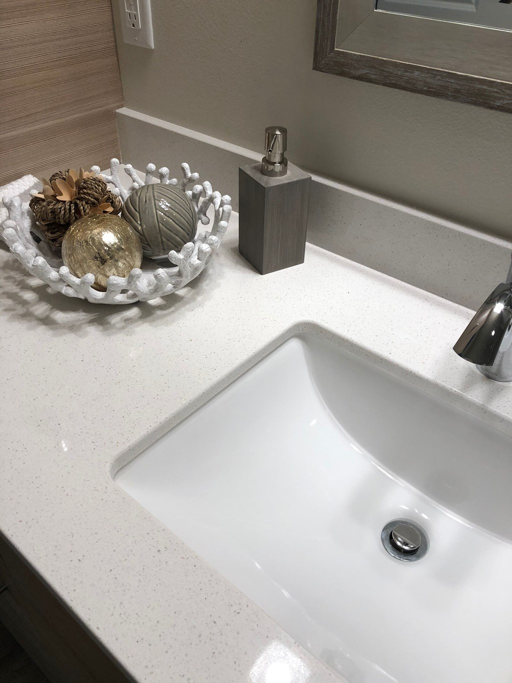 Quartz Countertops at Harbor Heights, Olympia, WA