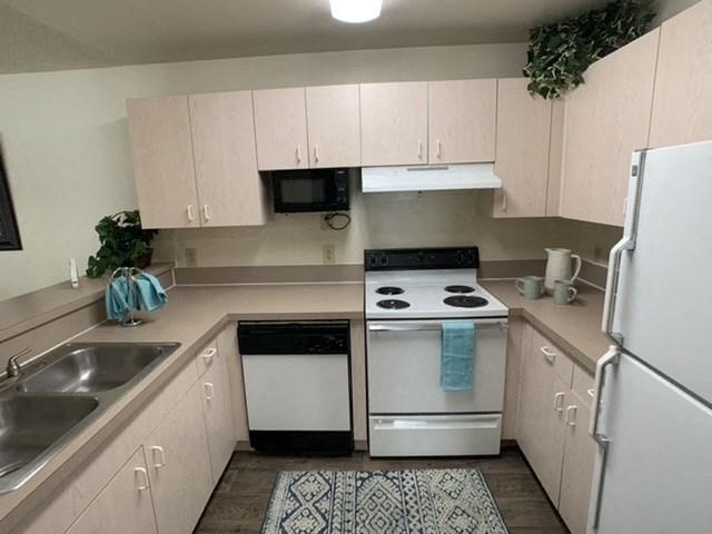 Kitchen with Storage