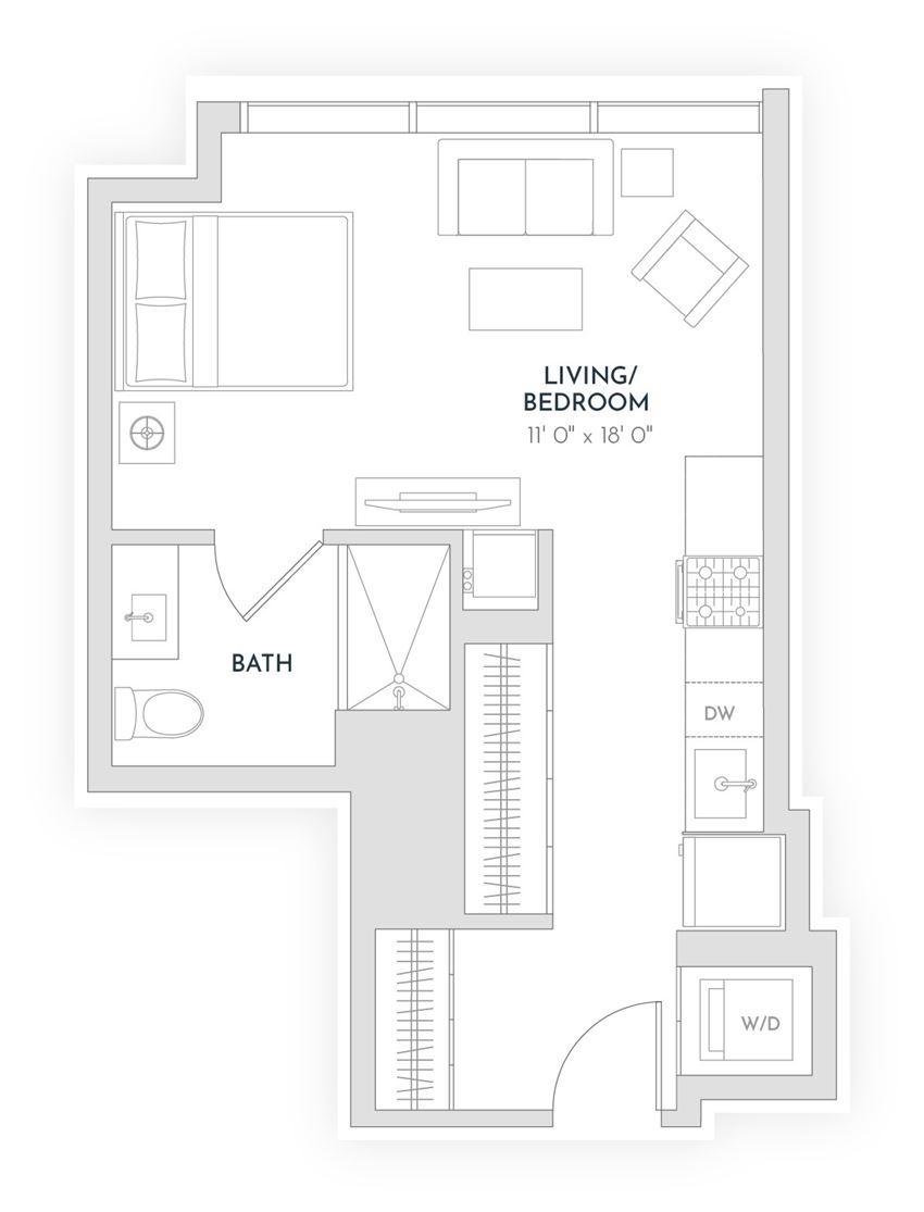 floor plan x07 - Avra West Loop