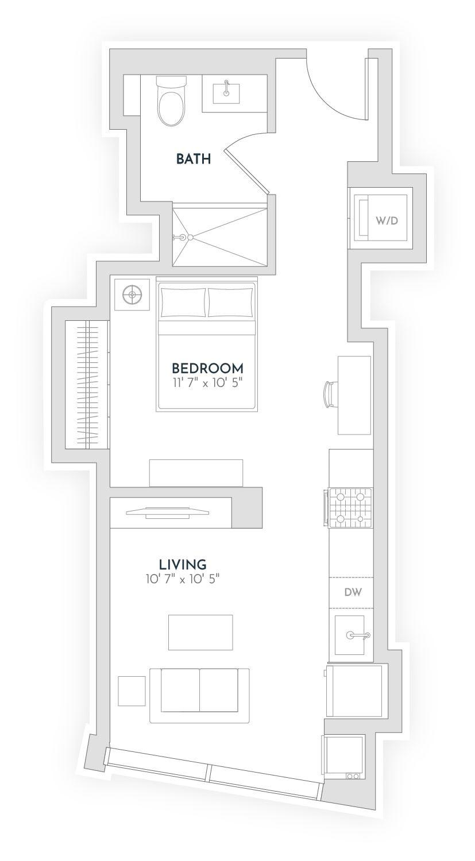 floor plan x10 - Avra West Loop