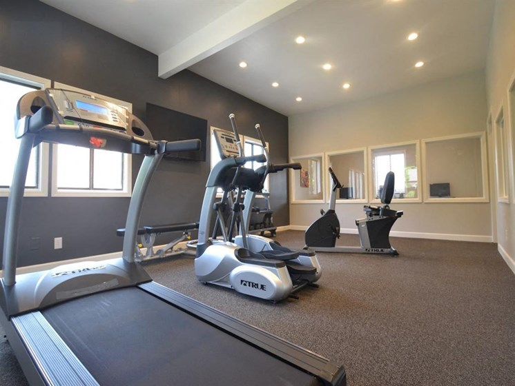 The Aura Fitness Center