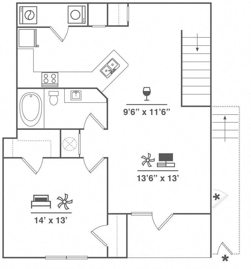 A2U + Garage