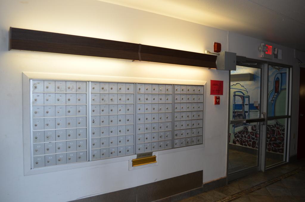 Boulevard Mailboxes