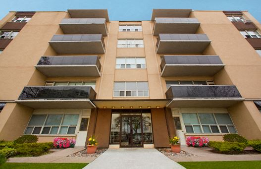 300 St. Clair Ave West in Toronto, ON Exterior showcasing modern architecture and landscaping