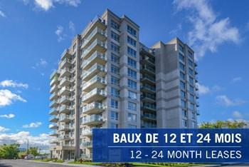 3400 Boulevard Saint-Elzéar W 1-3 Beds Apartment for Rent Photo Gallery 1