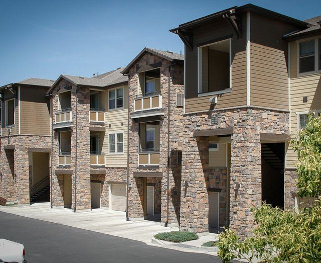 Exterior View at San Marino Apartments, Utah