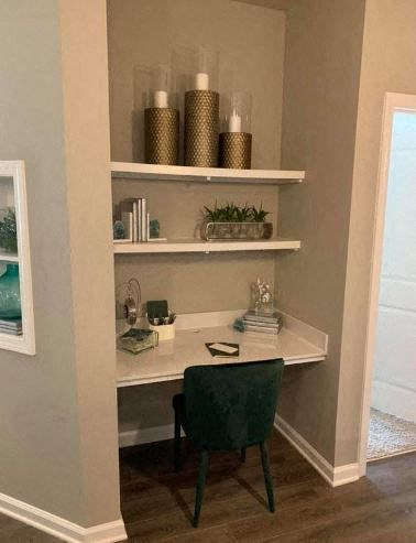 Lullwater at Blair Stone |Built- in Computer Nooks