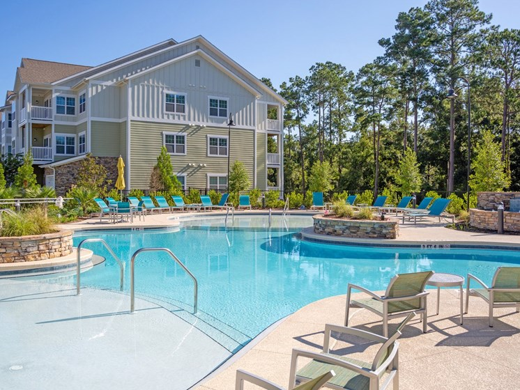 Lullwater at Blair Stone | Resort-Style Swimming Pool