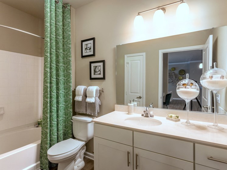 Lullwater at Blair Stone | Spacious Bathrooms