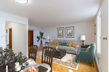 1335 Henderson Hwy. Studio Apartment for Rent Photo Gallery 1