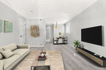 1619 Butler Street S Unit 3 1 Bed House for Rent Photo Gallery 1