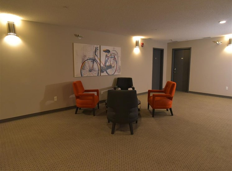Mission 17 residential rental apartments secure common areas