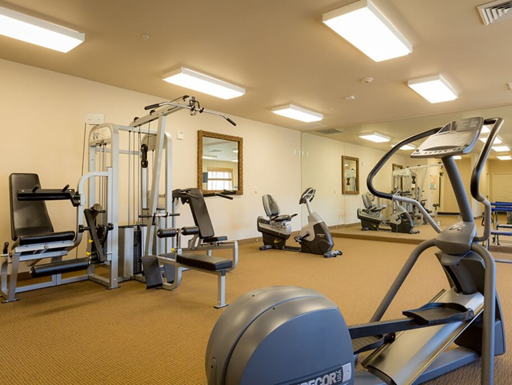 State Of The Art Fitness Center at Cogir of Vancouver, Vancouver, 98682