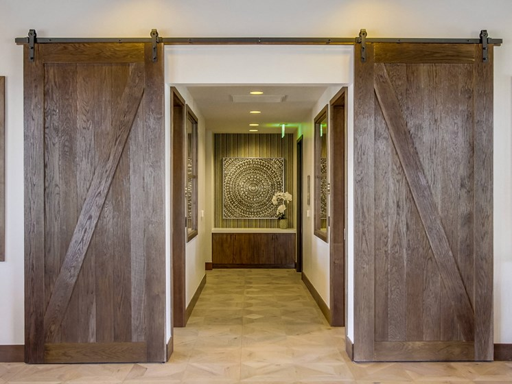 Leasing Center At The Club At Enclave Apartments In Chula Vista, CA