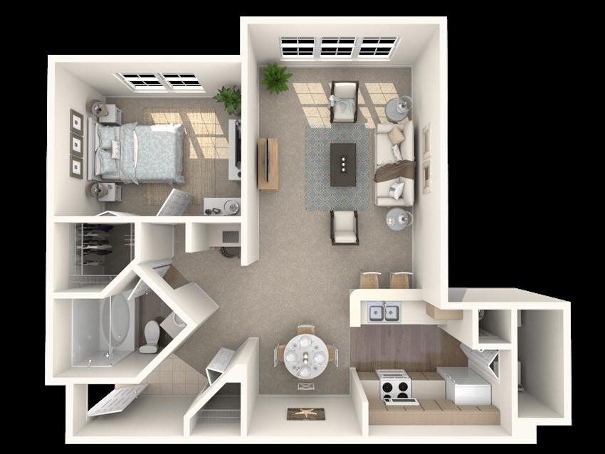 Anatase Floor Plan |Ashlar