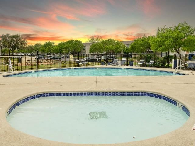 Amenities include a wading pool and swimming pool |Bay Club