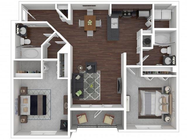 Laurel Floor Plan| Cypress Legends