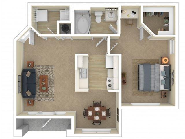 Sycamore Floor Plan| Cypress Legends