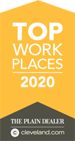 Redwood named Ohio Named Top Place to Work 2020