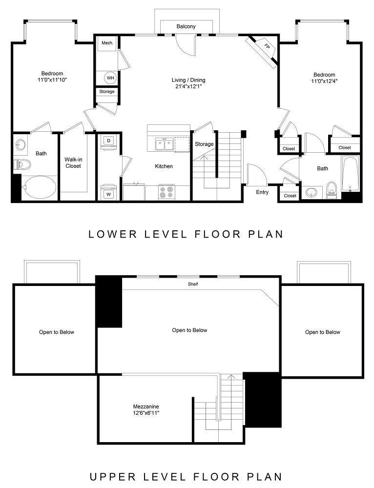 City Gate Valverde floor plan