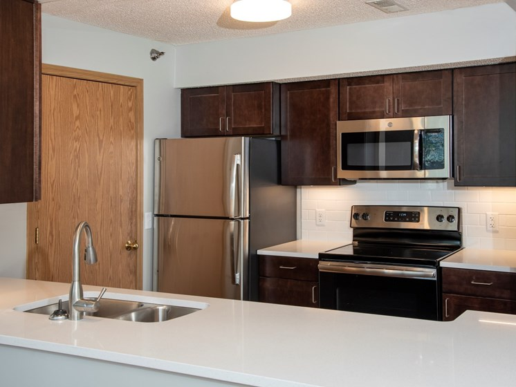 the pine energy efficient stainless steel appliances