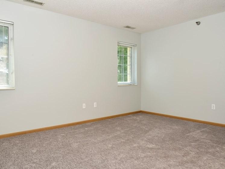the pine bedroom