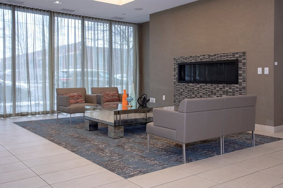 Picturesque Lobby Area at Third North, Minneapolis, MN