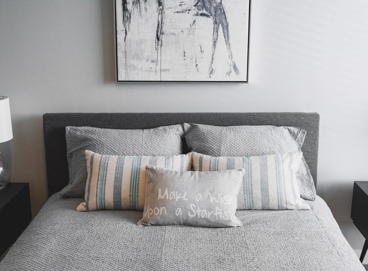 Bedding for apartments
