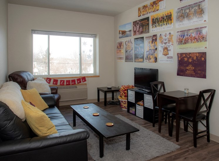Comfortable Furniture at Bierman Place, Minneapolis, 55414
