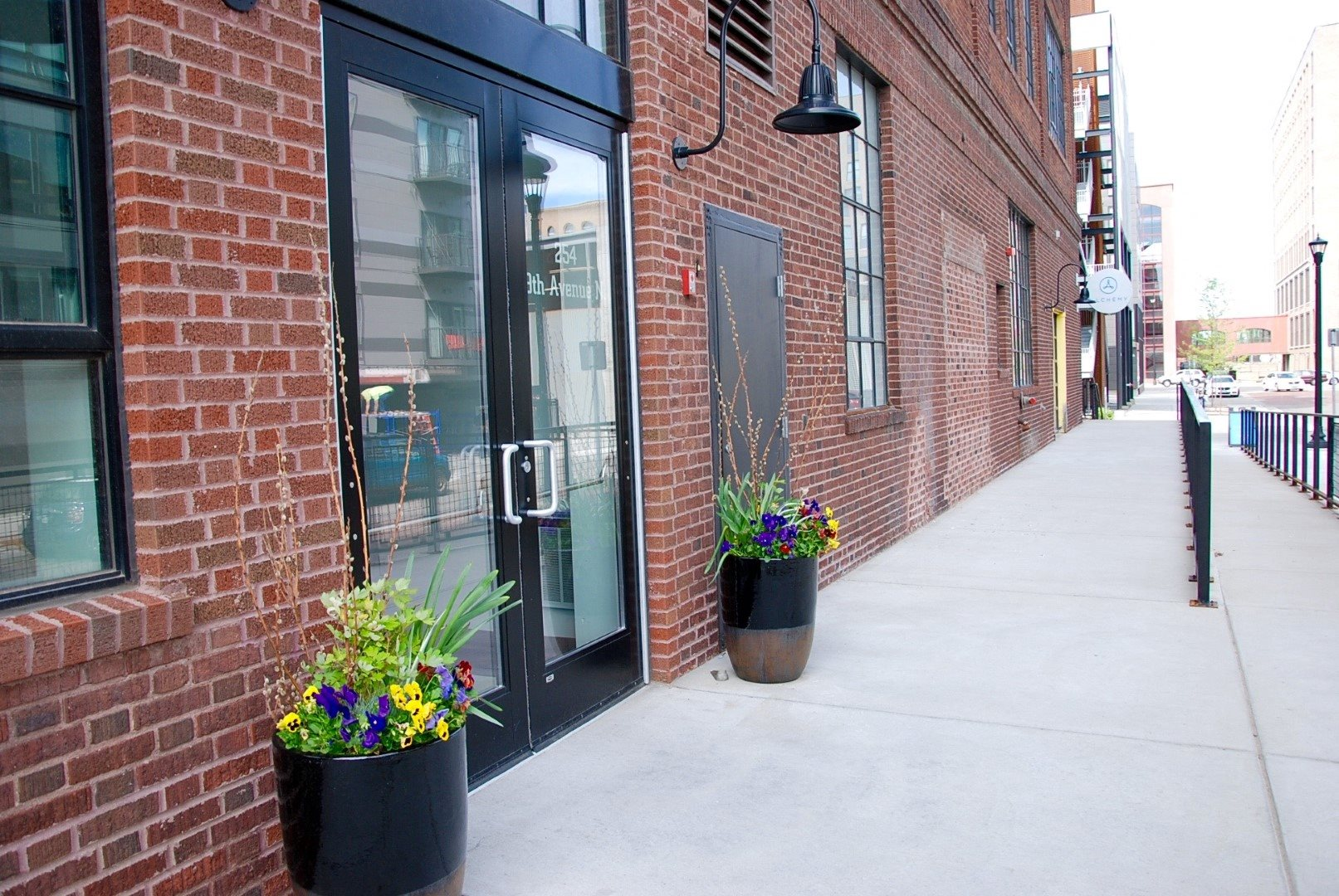 Gurley Lofts Exterior