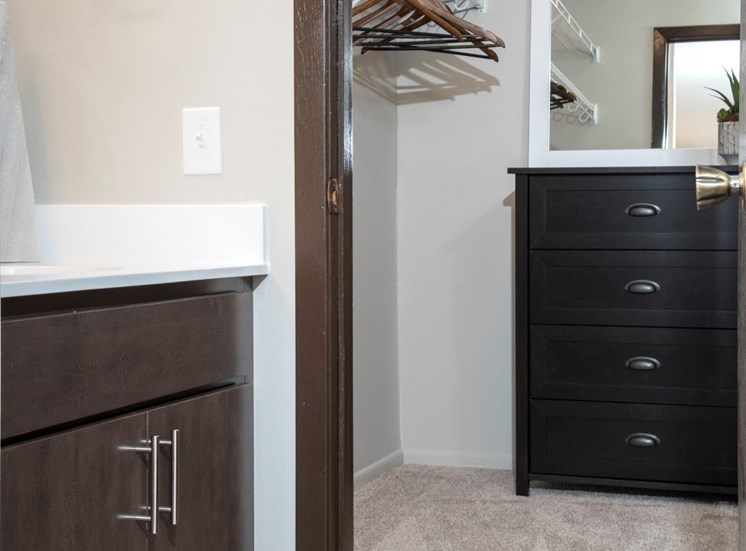 Walk-In Closet at Eagan Place Apartments, Eagan, 55123