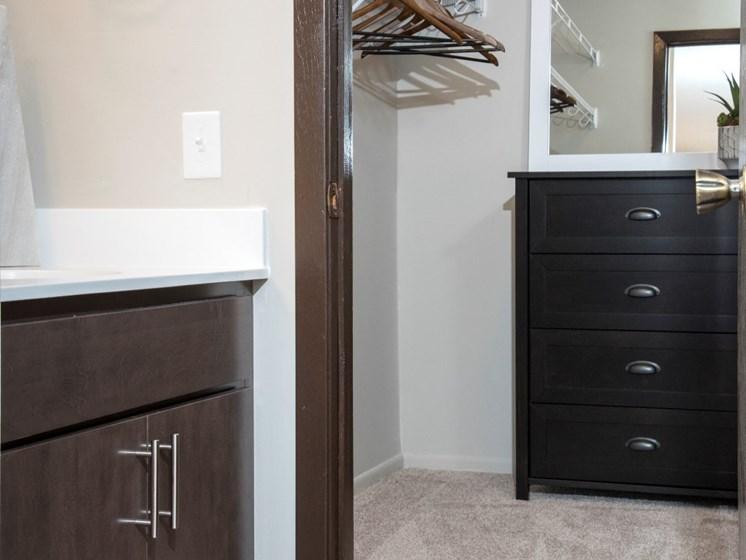 Walk-In Closet at Eagan Place Apartments, Eagan, 55123