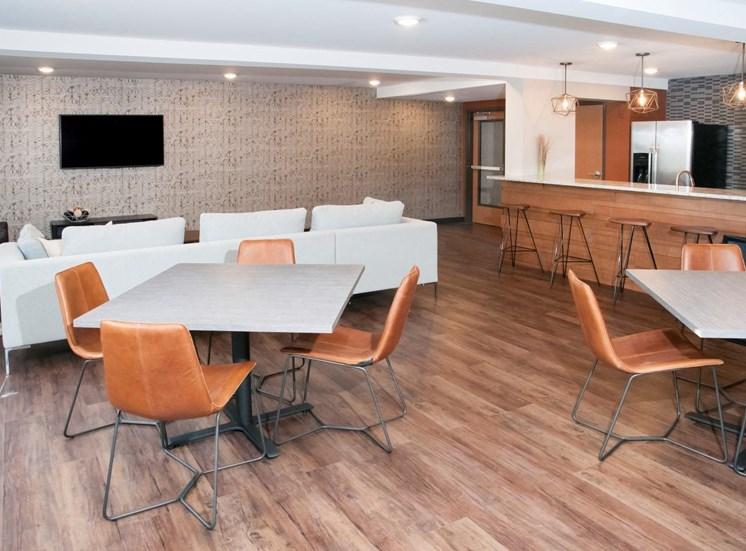 Stylish Clubroom at Eden Glen, Eden Prairie, 55344