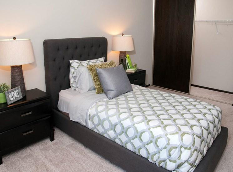 Spacious Bedrooms at Eden Glen, Eden Prairie, Minnesota